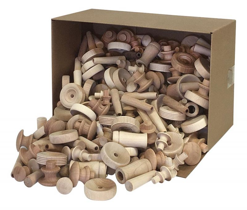Creativity Street® Natural Wood Turnings