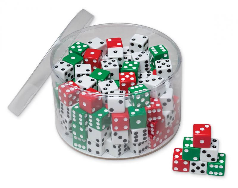 Creativity Street® Drum of Dice
