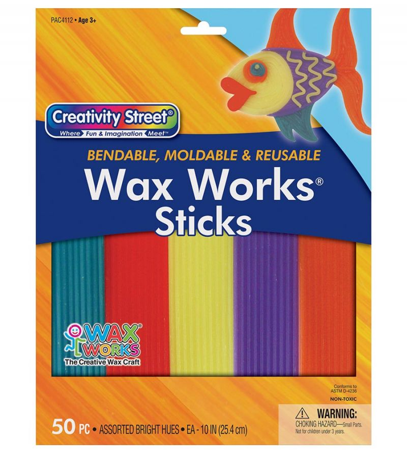 Creativity Street® Wax Works® Sticks