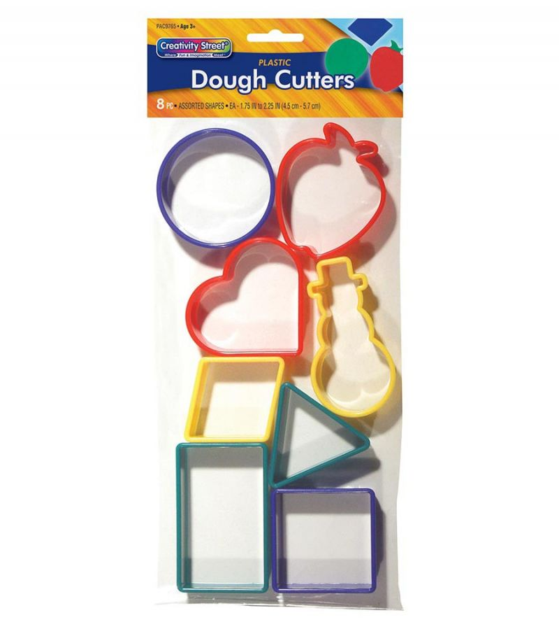 Creativity Street® Dough and Clay Cutter Set