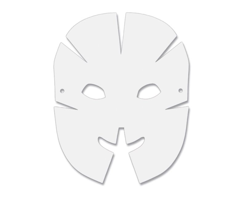 Creativity Street® Die-Cut Paper Masks