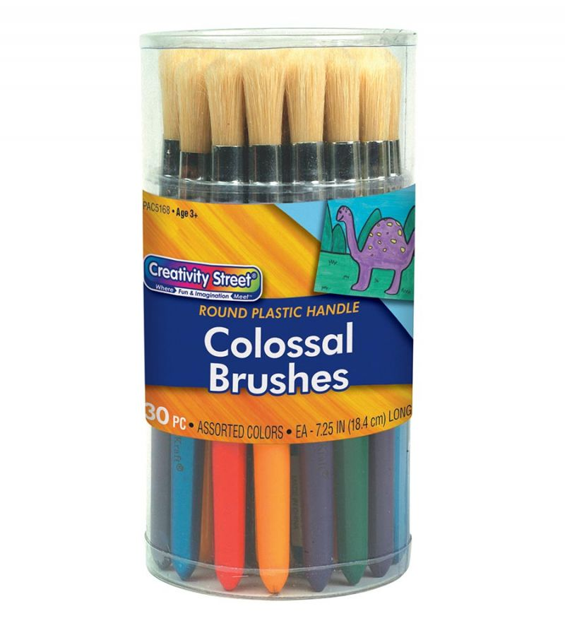 Creativity Street® Colossal Brushes