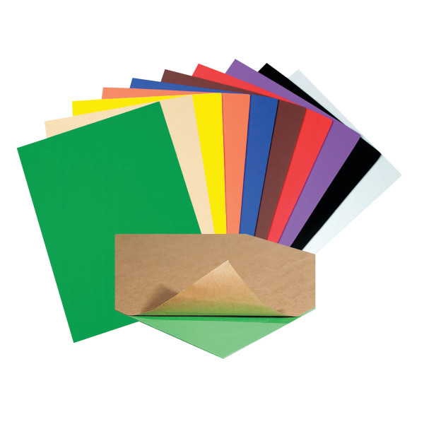 Creativity Street® WonderFoam® Peel and Stick Sheets
