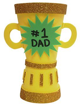 Father's Day Trophy